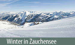 Winter in Zauchensee